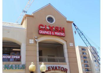 Atlanta printing service  Clash Graphics
