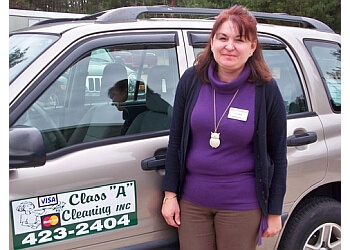Fayetteville house cleaning service Class A Cleaning, Inc.