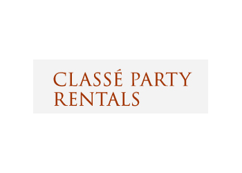 Rancho Cucamonga event rental company Classe Party Rentals