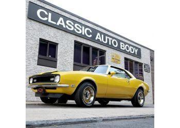 Paterson auto body shop Classic Auto Body