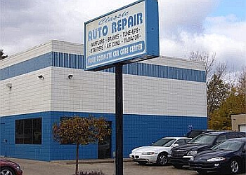 Sterling Heights car repair shop Classic Automotive Repair