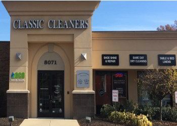 Indianapolis dry cleaner Classic Cleaners