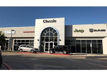 Denton car dealership Classic Dodge Chrysler Jeep