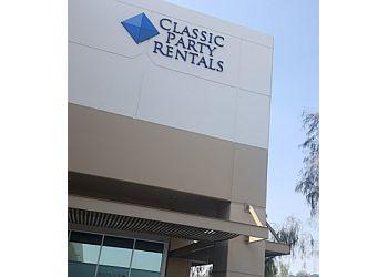 Phoenix rental company Classic Party Rentals