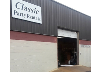 Richmond rental company CLASSIC PARTY RENTALS OF VIRGINIA