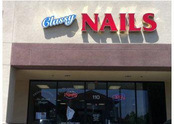 Roseville nail salon Classy Nails