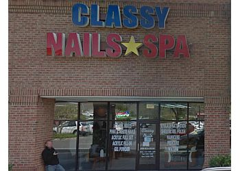 Wilmington nail salon Classy nails & spa