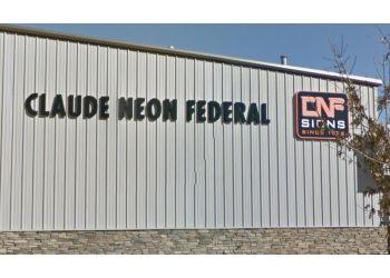 Tulsa sign company Claude Neon Federal Signs