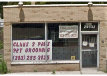 Detroit pet grooming Claws 2 Paws Pet Grooming