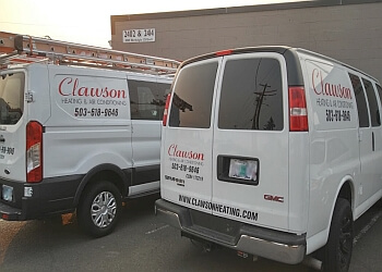Gresham hvac service Clawson Heating and Air Conditioning Inc.