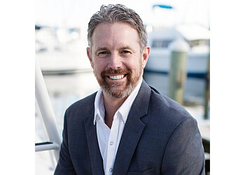 St Petersburg real estate agent Clay Glover -  The Glover Group