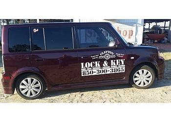 Tallahassee locksmith Clayton Lock & Key