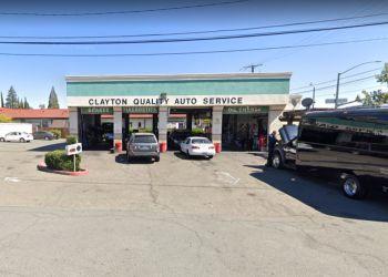 Concord car repair shop Clayton Quality Auto Service
