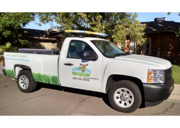 Tempe lawn care service Clean Air Lawn Care