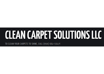 Miramar carpet cleaner Clean Carpet Solutions LLC