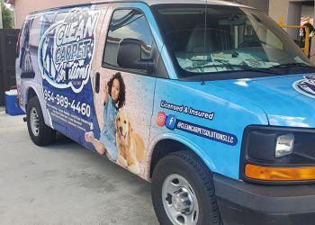 Pembroke Pines carpet cleaner Clean Carpet Solutions LLC