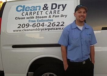 Clean & Dry Carpet Care