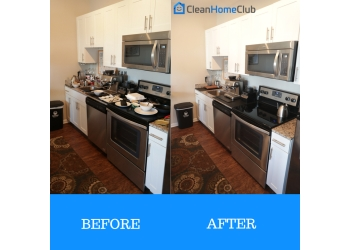 Charleston house cleaning service Clean Home Club