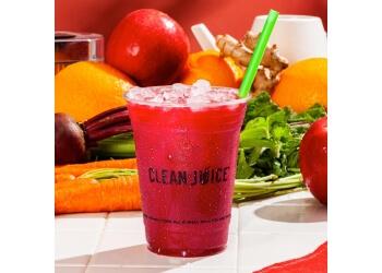 Naperville juice bar Clean Juice
