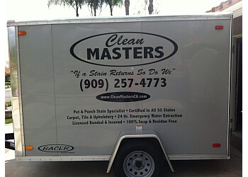 Rancho Cucamonga carpet cleaner Clean Masters