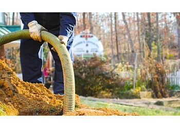 Overland Park septic tank service Clean Right Septic & Sewer