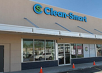 Houston dry cleaner Clean-Smart