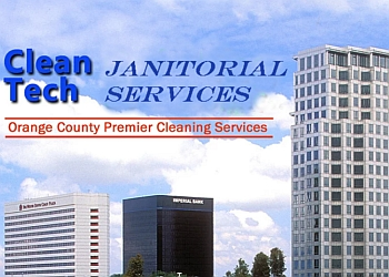 Garden Grove commercial cleaning service Clean Tech Janitorial Service