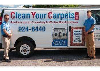 Rochester carpet cleaner Clean Your Carpets Inc.