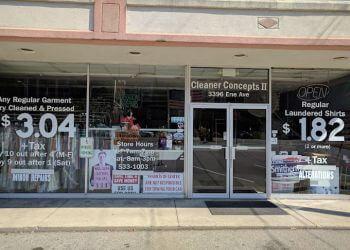 Cincinnati dry cleaner Cleaner Concepts