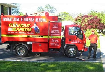 New York junk removal Cleanout Express
