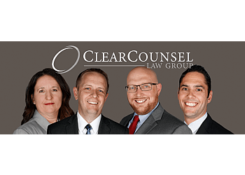Henderson medical malpractice lawyer Clear Counsel Law Group