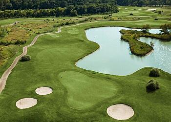 Houston golf course Clear Creek Golf Club