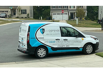 Charlotte pest control company ClearDefense Pest Control