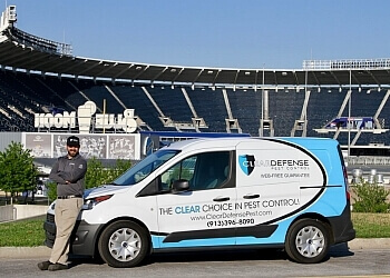 Chattanooga pest control company ClearDefense Pest Control