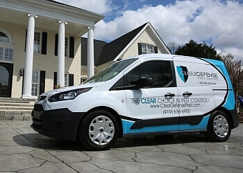 Knoxville pest control company ClearDefense Pest Control