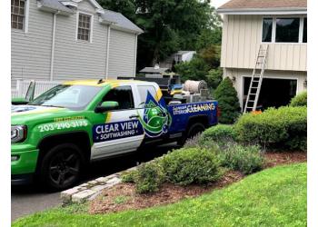 Stamford window cleaner Clear View Window Cleaning & Pressure Washing LLC