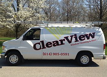 Columbus window cleaner ClearView Window Cleaning & More