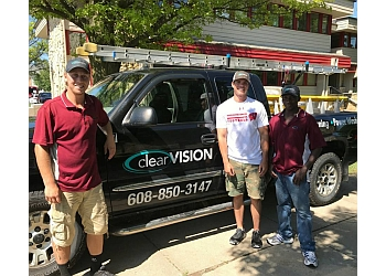 Madison window cleaner CLEAR VISION