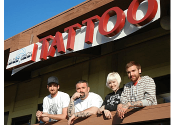 Thousand Oaks tattoo shop Clear Vision Tattoo