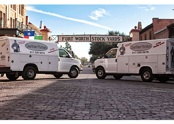 Fort Worth plumber ClearWater Plumbers