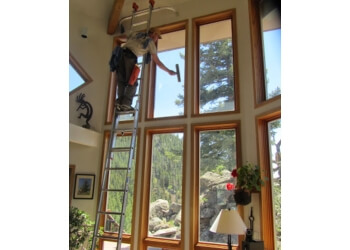 Santa Maria window cleaner Clearview Window Cleaning