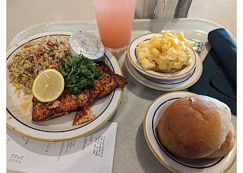 Houston cafe Cleburne Cafeteria