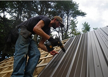 Springfield roofing contractor Cleeton Construction Inc
