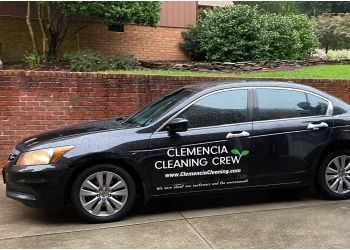 Greensboro commercial cleaning service Clemencia Cleaning Crew