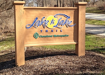 Cleveland hiking trail Cleveland Metroparks