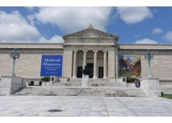 Cleveland places to see Cleveland Museum of Art