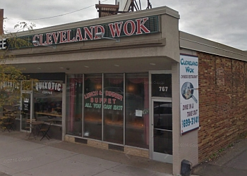 St Paul chinese restaurant Cleveland Wok