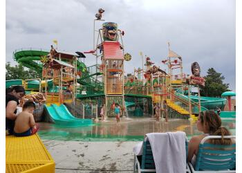 Albuquerque amusement park Cliff's Amusement Park