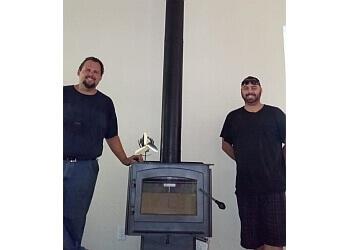 Santa Rosa chimney sweep Cliff's Chimney Service