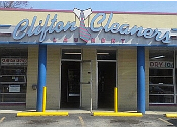 Cleveland dry cleaner Clifton Cleaners